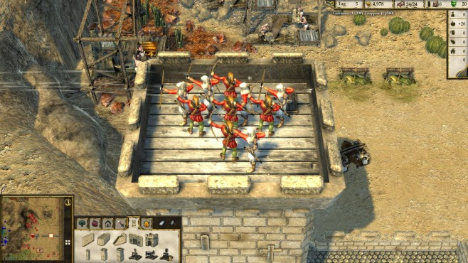 Stronghold Crusaders 2: Test © Deep Silver