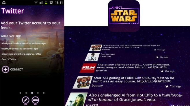 Kinect Star Wars © Microsoft Corporation