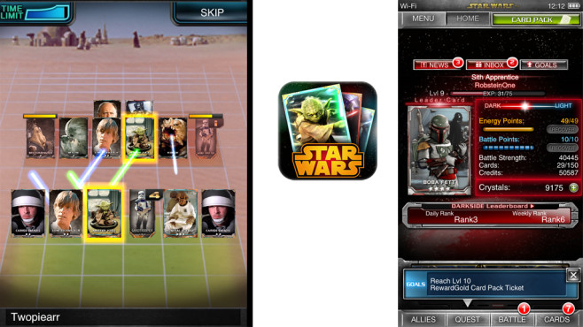 Star Wars Force Collection © Konami