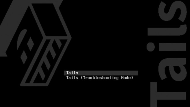 Tails: Booten ©COMPUTER BILD