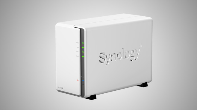 Synology DS213j ©Synology