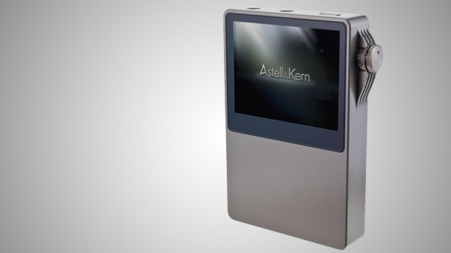 Teuerstes Ger�t in der Kategorie MP3-Player © iRiver