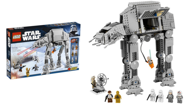 Lego Star Wars AT-AT Walker © Lego