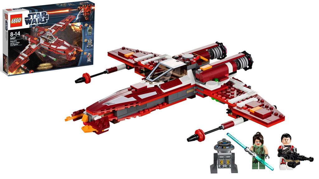 Lego Star Wars: Die 20 coolsten Baukästen - COMPUTER BILD