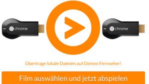 Videostream für Chromecast ©Videostream, Google
