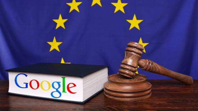 EU-Urteil gegen Google ©Google, RTimages - Fotolia.com