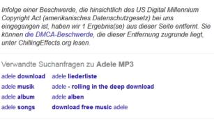 Urheberrechtbeschwerde ©COMPUTER BILD