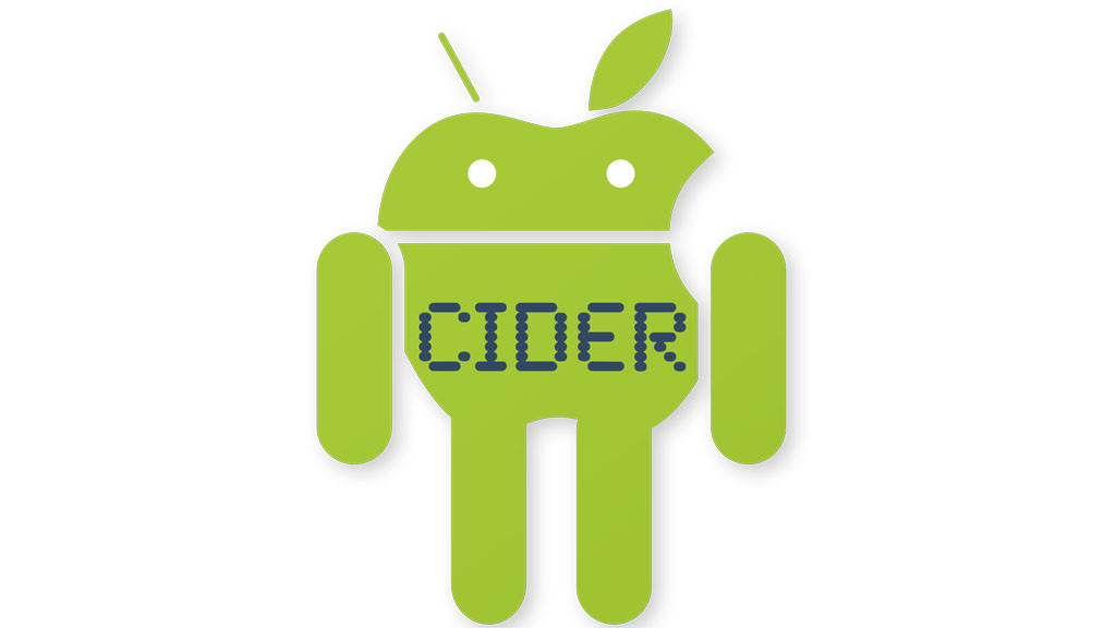 cider ios apps auf android nutzen computer bild. Black Bedroom Furniture Sets. Home Design Ideas