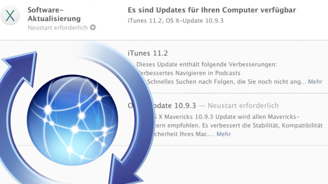 Apple Update © Apple