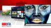 Top-Fernseher im Test ©IFA, Sony, Panasonic, JiSign - Fotolia.com