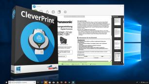 Kostenloser Ersatz für Microsoft Office: Die besten Freeware-Alternativen CleverPrint 2018 beschleunigt das Drucken und spart Tinte oder Toner.©Abelssoft