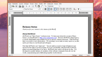 AbiWord: Schreibprogramm mit Extras ©COMPUTER BILD