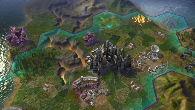 Civilization � Beyond Earth © 2K Games