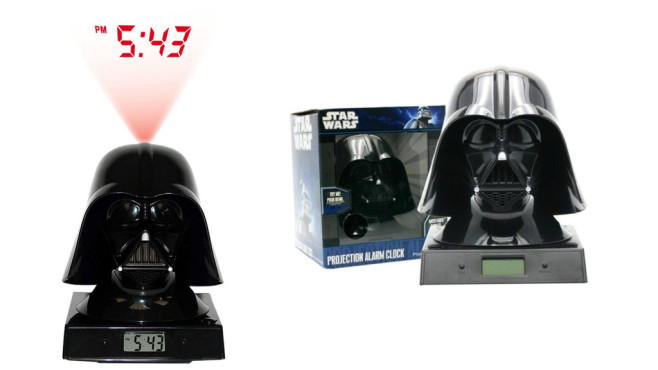 Wecker im Darth-Vader-Design © Amazon