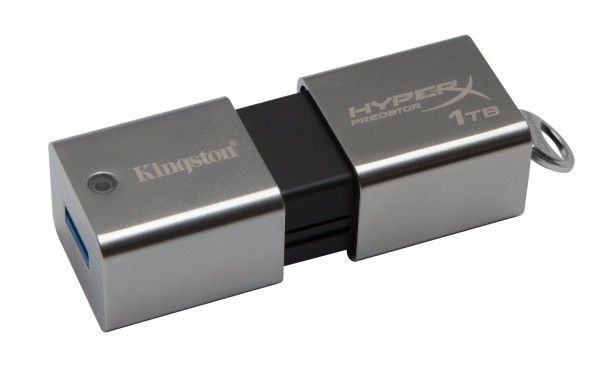 Kingston DataTraveler HyperX Predator 1TB © Kingston