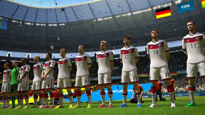 Fifa WM 2014 © Electronic Arts