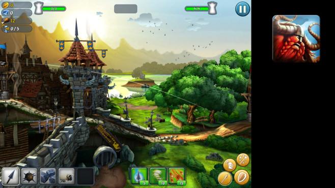 CastleStorm – Free to Siege ©Zen Studios