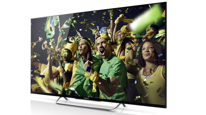 Die besten Fernseher zur Fußball-WM ©Sony