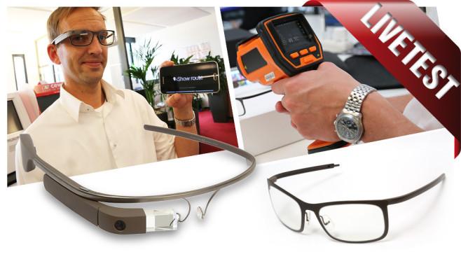 Google Glass» ©COMPUTER BILD