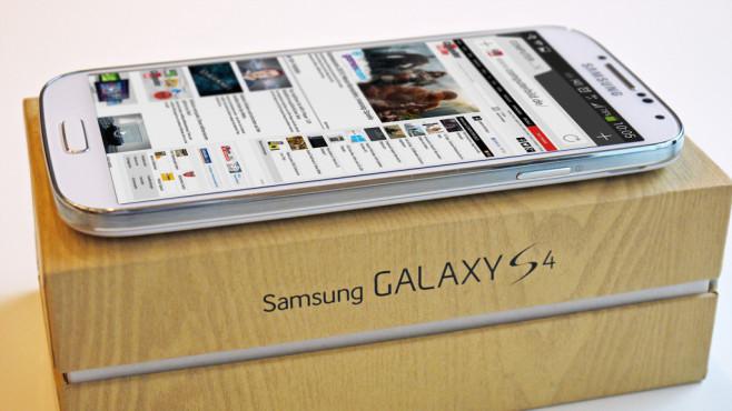 Samsung Galaxy S4: S5-Funktionen gratis via Update ©COMPUTER BILD