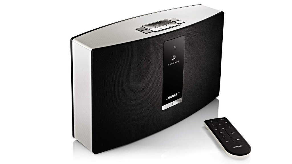 bose soundtouch 20 test der wlan box audio video foto bild. Black Bedroom Furniture Sets. Home Design Ideas