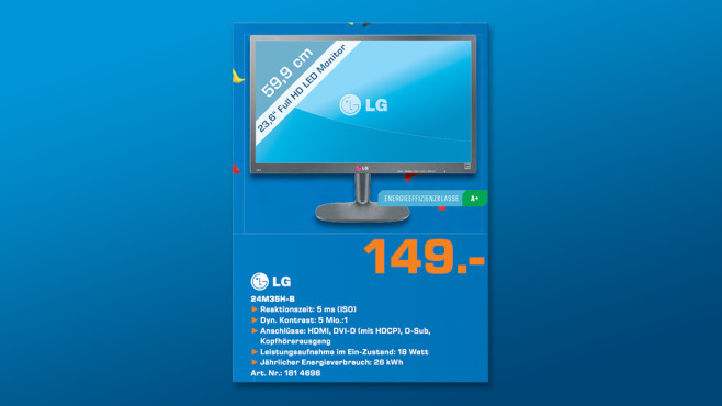 LG 24M35H-B ©Saturn