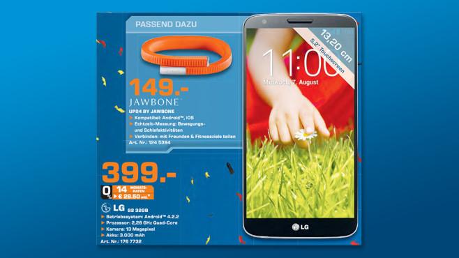 LG G2 32 GB ©Saturn