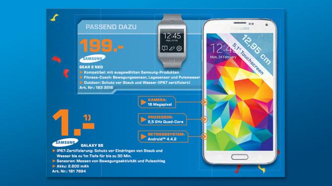 Samsung Gear 2 ©Saturn