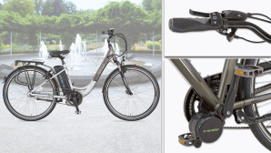 Cyco-E-Bike ©Aldi-Nord