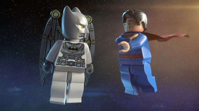Actionspiel Lego Batman 3 – Jenseits von Gotham: Superman © Warner Bros.
