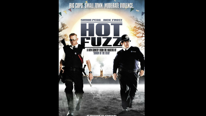 Hot Fuzz ©Universal Pictures