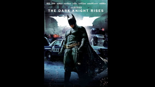 The Dark Knight Rises © Warner