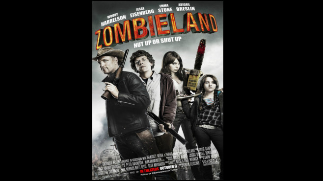 Zombieland ©Sony Pictures