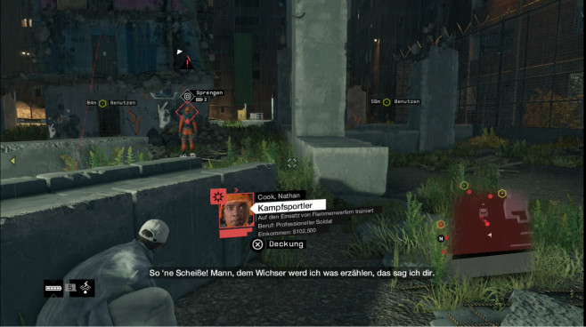 Actionspiel Watch Dogs: Enforcer © Ubisoft