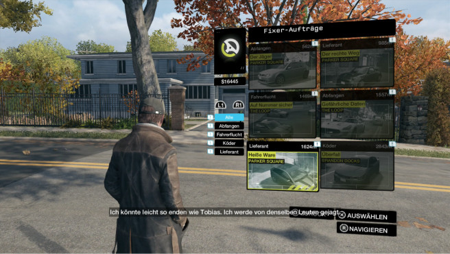 Actionspiel Watch Dogs: Fixer © Ubisoft