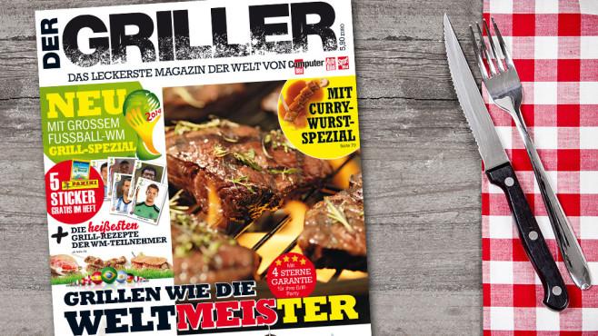 Der Griller ©COMPUTER BILD