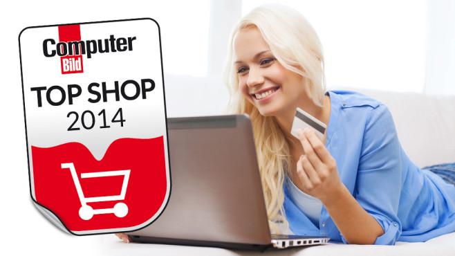 Top Shop 2014: Die besten 750 Onlineshops ©Syda Productions - Fotolia.com