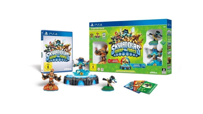 Skylanders Swap Force © Activision