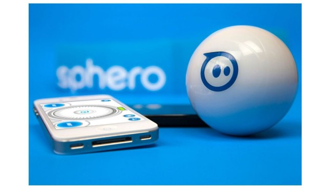 Sphero Robotic Gaming System © AIV