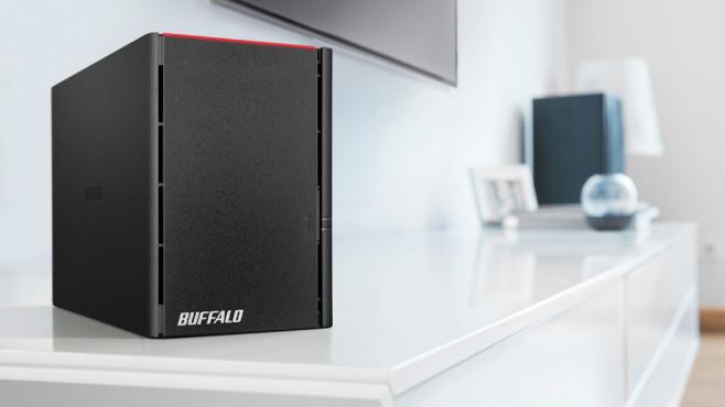 Buffalo LinkStation 220 ©Buffalo