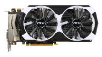 MSI GTX 960 4GD5T OC © MSI