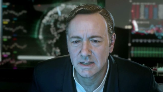 Kevin Spacey © Activision