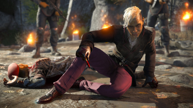 Far Cry 4: Crazy Dude © Ubisoft