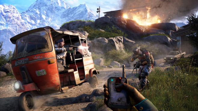 Far Cry 4: St�tzpunkte © Ubisoft