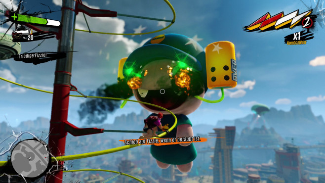 Sunset Overdrive © Insomniac Games