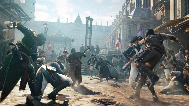 Assassin' Creed – Unity: Koop-Mission © Ubisoft