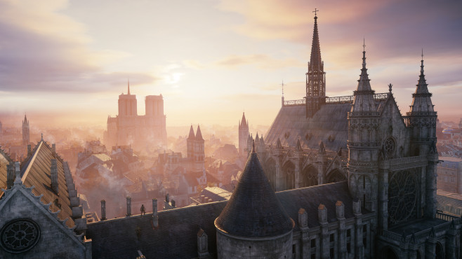 Assassin' Creed – Unity: Notre Dame © Ubisoft