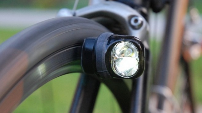 Fahrradlampe Magnic Light © Magnic Light