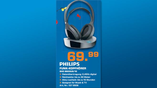 Philips SHD8600UG ©Saturn
