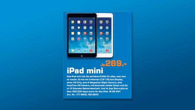 iPad mini ©Saturn